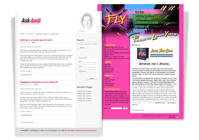 blogs, blog design