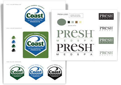 graphic design st augustine, style guides, design elements, consistent branding