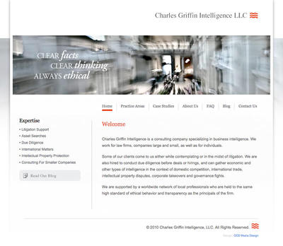 Charles Griffin Intelligence, LLC