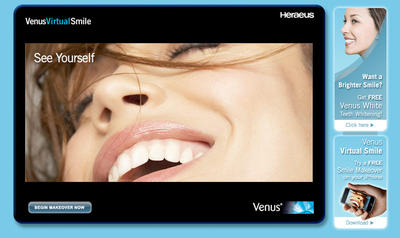 Venus Virtual Smile