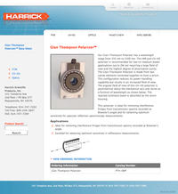 Harrick Scientific Products