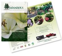 Manzer's Landscape Brochure