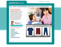 Patient Wear Website