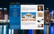 ALEA 2015 Columbia Law School website design