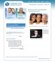 Choices for Long Term Care Insurance