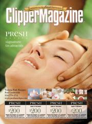 PRESH MedSpa Clipper Magazine Cover