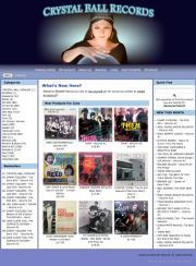 Crystal Ball Records