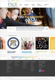 Web Design for Higher Education