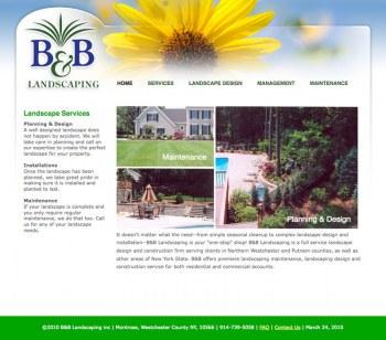 B & B Landscaping