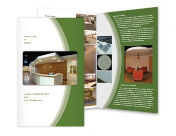 St. Augustine Graphic Design, Brochures