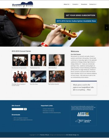 Responsive Website Design in Saint Augustine