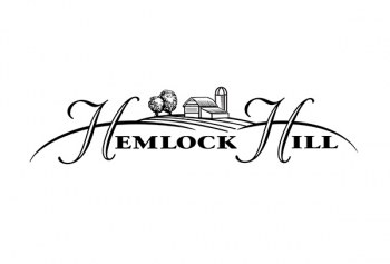 Hemlock Hill Farm logo design