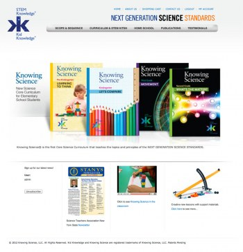 Knowing Science LLC