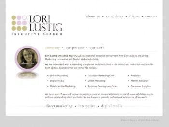Lori Lustig Executive Search