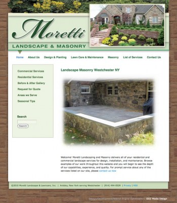 Moretti Landscaping