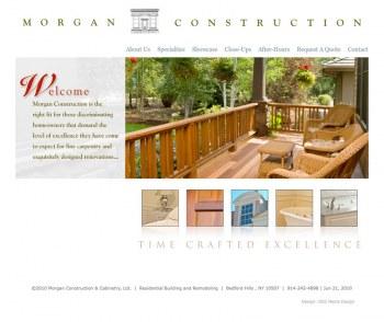 Morgan Construction & Cabinetry, Ltd.