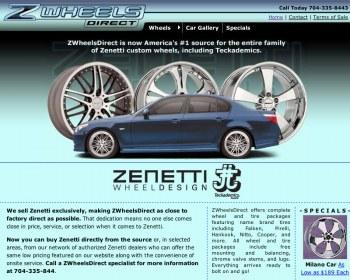 Zenetti ZWheels
