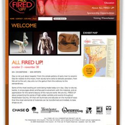 All Fired Up! A celebration of Clay in Westchester County New York