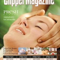 PRESH MedSpa Clipper Magazine Cover
