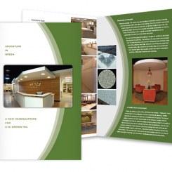 St. Augustine Graphic Design, Brochures