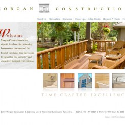Morgan Construction & Cabinetry, Ltd.
